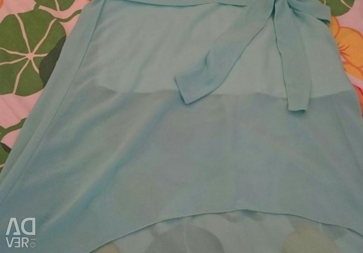 Dress, tunic, 2 blouses