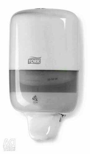 Dozatorul pentru peretele cu săpun lichid Tork