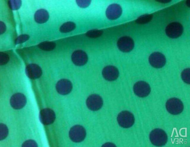 Valentino новый платок 90/90 см