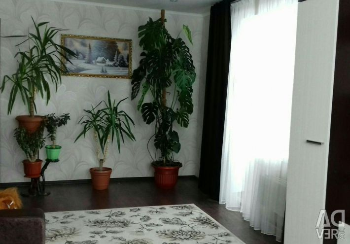 Apartment, 4 rooms, 67 m²