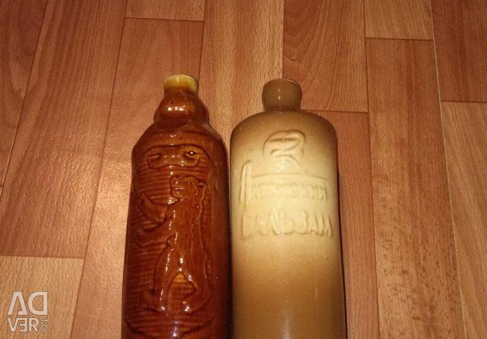 Sticle de balsam Riga