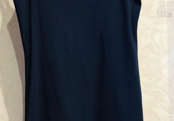 Knitted sundress / new 44-46