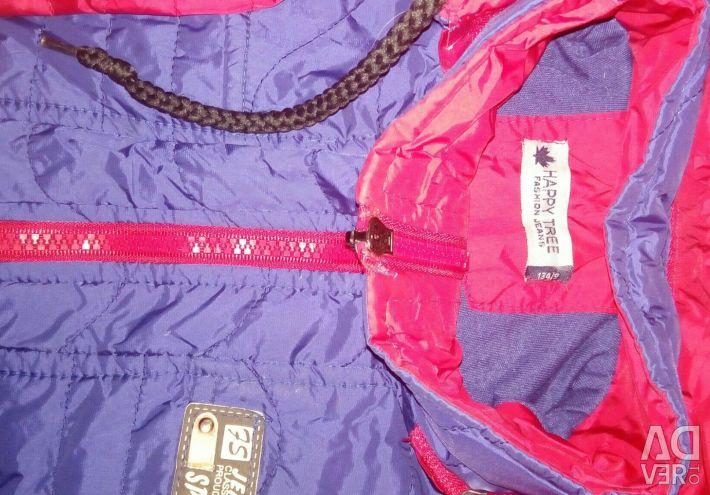 Jacket spring