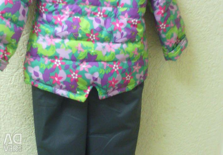 New demi-season suit 80.92