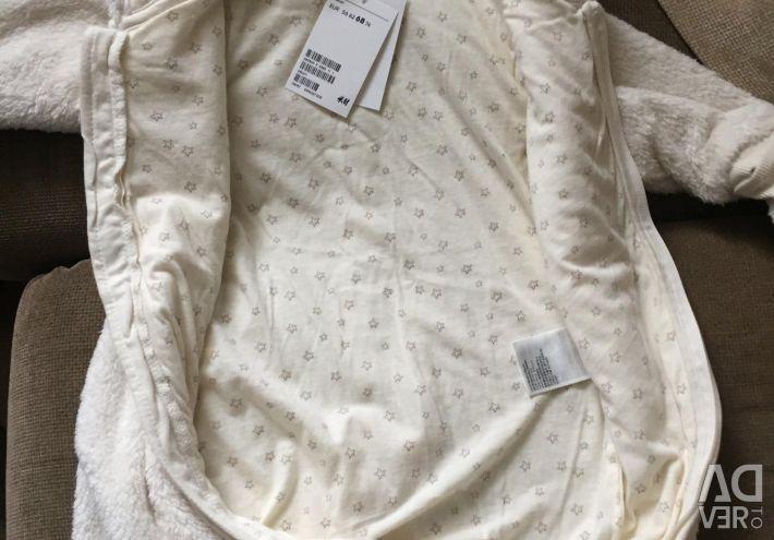 H&M jumpsuit new