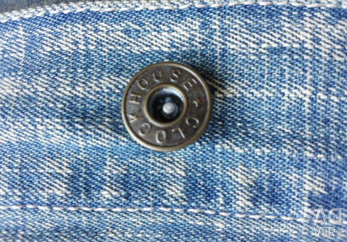 Куртка мужская джинсовая Clockhouse Германия