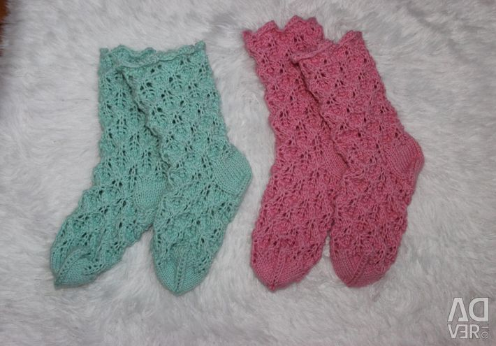 Socks Knitted