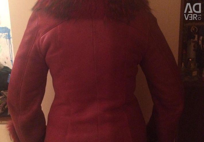 Δερμάτινο παλτό, ρακούν