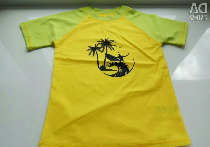 T-shirts with UV protection. New!