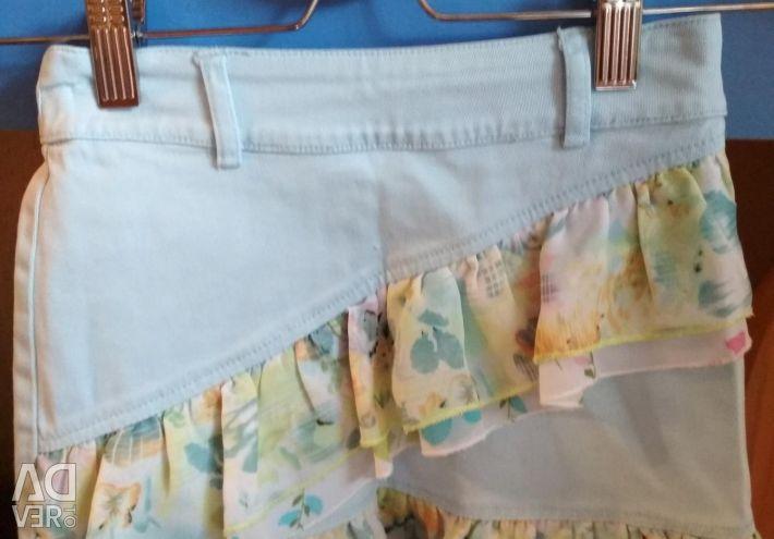 Skirt for girl 128-134