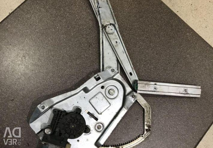 Стеклопод'емник електро. передній правий для SAAB 9-5 1997-2010
