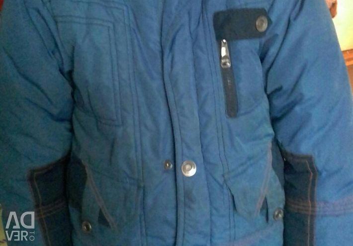 Χειμερινό σακάκι 110εκ.