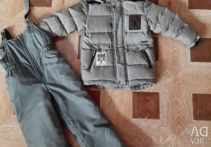 Choupette down jacket