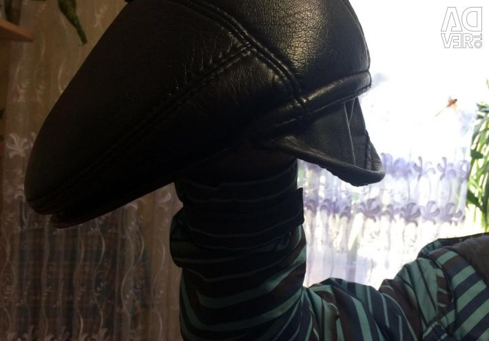 Cap wives demisez. leather