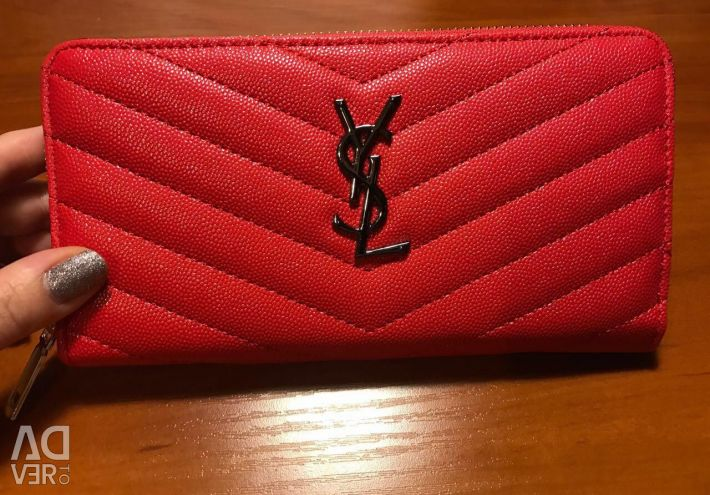 New brand YSL wallets