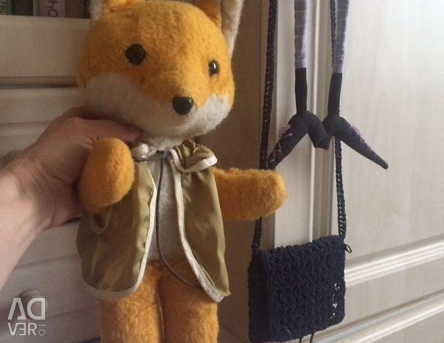 Fox toy USSR