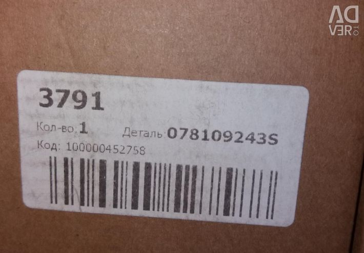 New! Tensioner Pulley, timing 078 109 243S