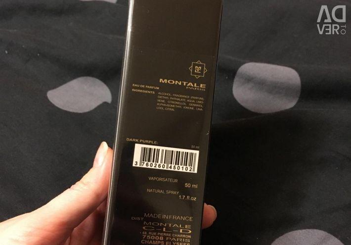 Montale Σκούρο μωβ