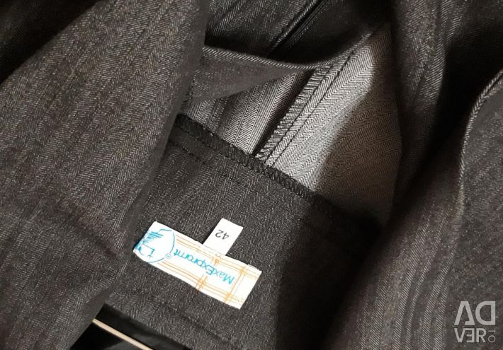 Selling a suit