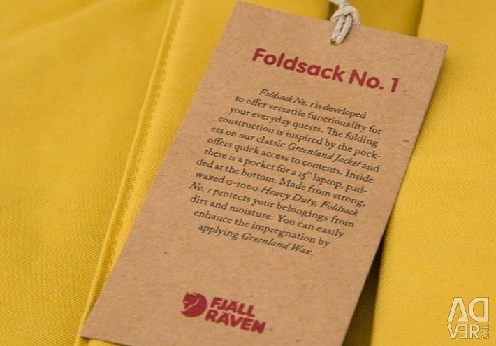 Fjallraven Foldsack N ° 1 Σακίδιο