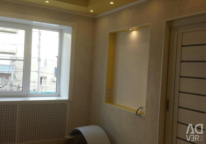 Apartment, 2 rooms, 38 m ²