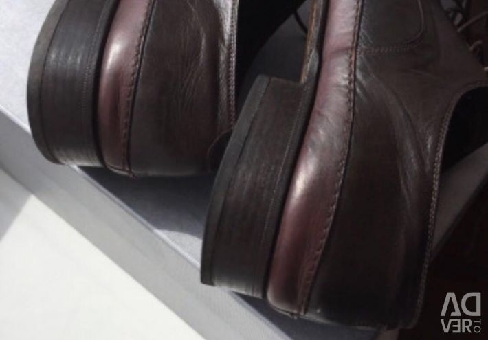 Italian leather shoes Rocco P