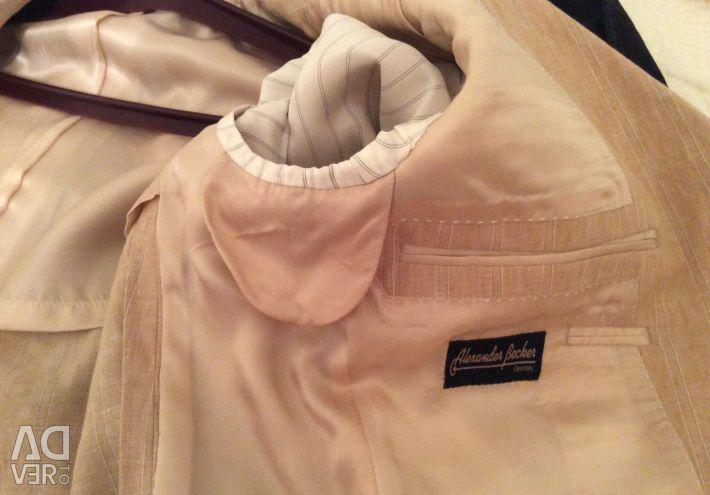 Τοποθετήστε το σακάκι και το παντελόνι