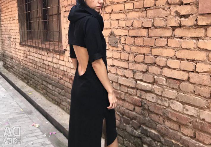 Дизайнерское уютное платье «Kadari» на каждый день