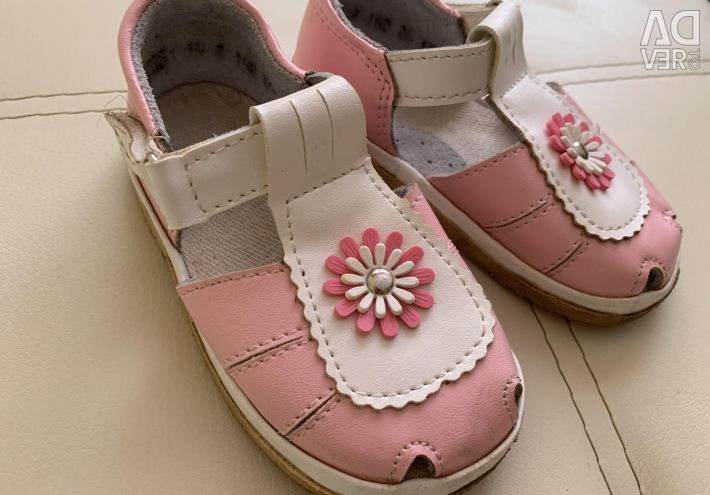 Beautiful sandals for girls