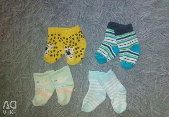 Children's socks.