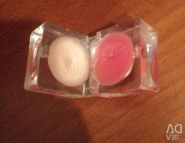 Two lipstick sales