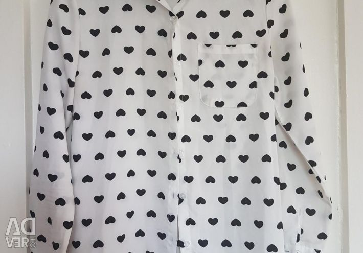 Блузка. Сорочка.