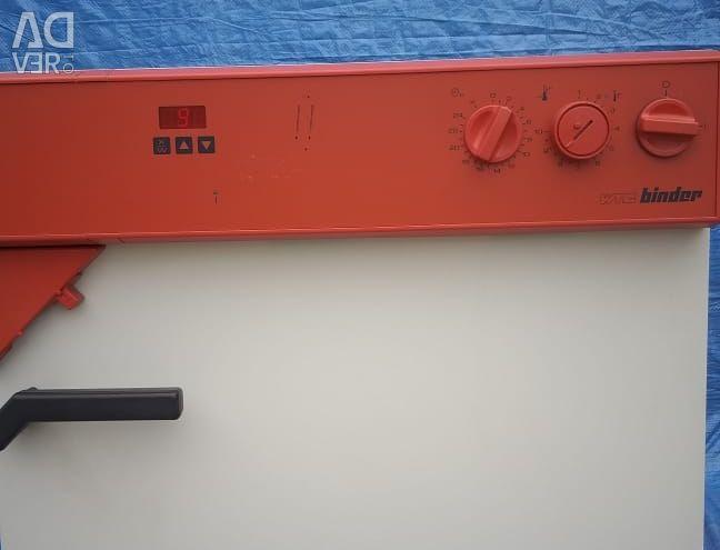 CABINET DRYER BINDER ED-53,60 L, folosit, de lucru