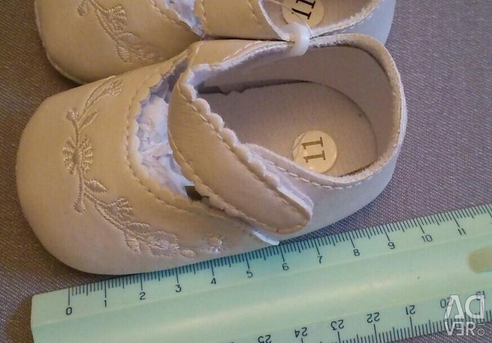 Пинетки ( легкие летние туфли)