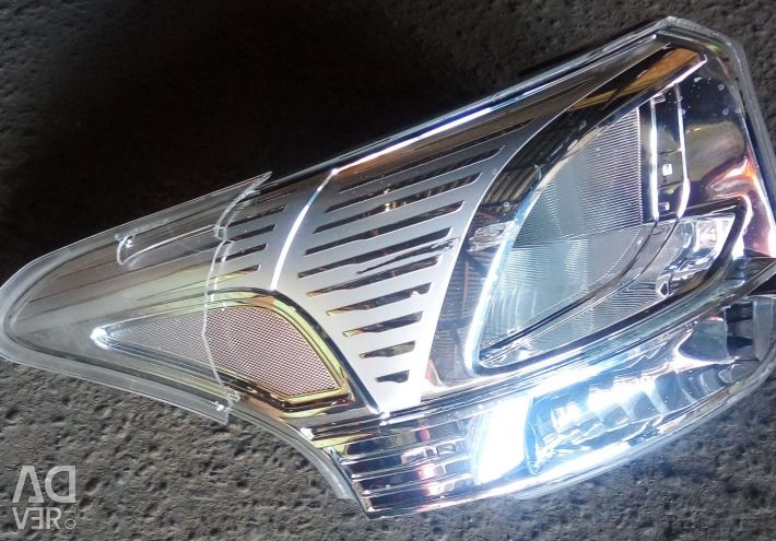 Tail light left Mitsubishi 8330A787