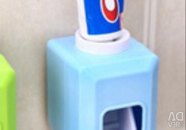 Δοσομετρητή για οδοντόκρεμα