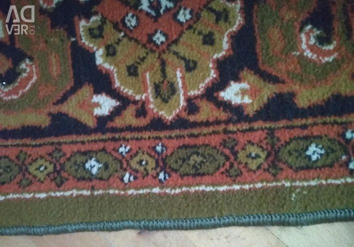 Carpet woolen 2 * 3