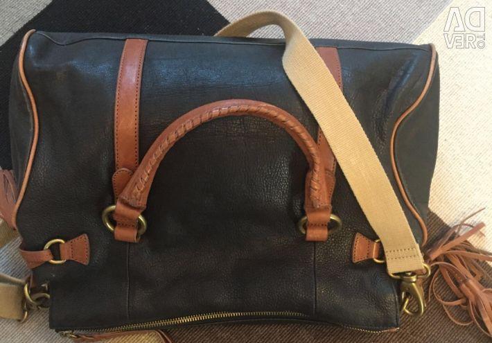 Δερμάτινη τσάντα Margot Ιταλία