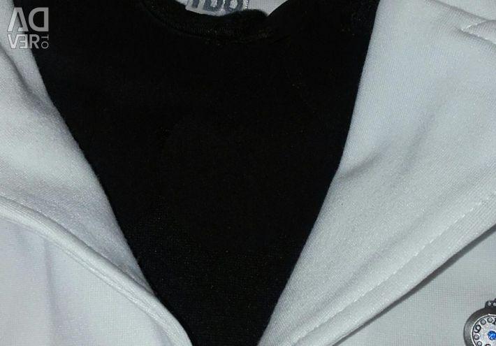 Jachetă elegantă pentru fete