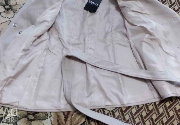 Short coat 46р new