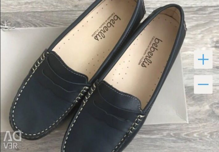 Nou Loafers Beberlis