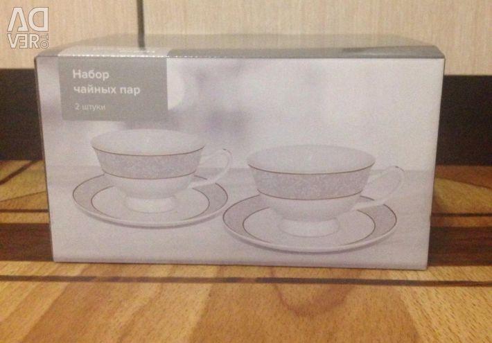 Yeni çay setleri