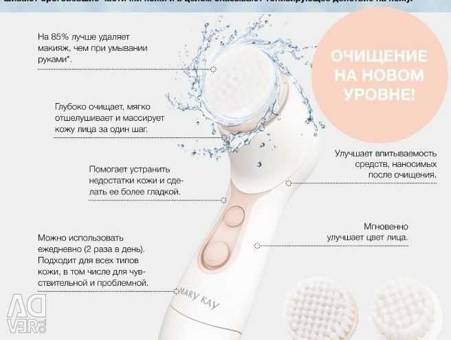 Skinvigorate ™ Deep Cleansing Brush