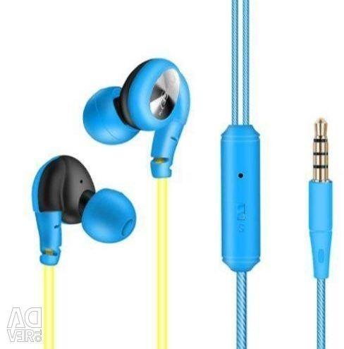 Ακουστικά Fonge Σούπερ Βάση Μικρόφωνο απάντηση κρεμάσει