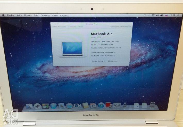 Macbook Air 13 2008g