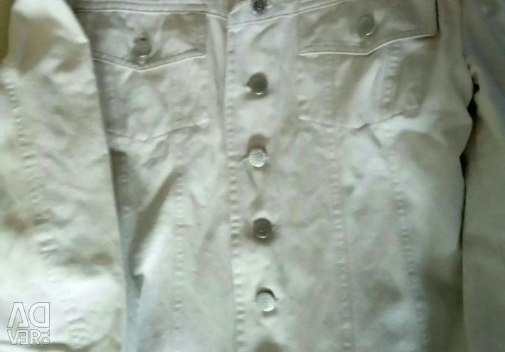 Jean jacket. S-M
