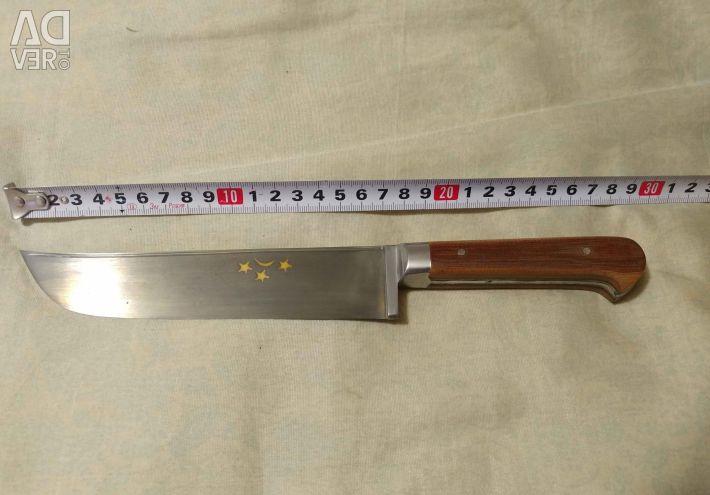 Knife kitchen Pchak textolite