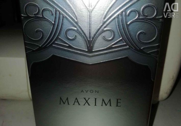 Avon Eau De Toilette Maxime