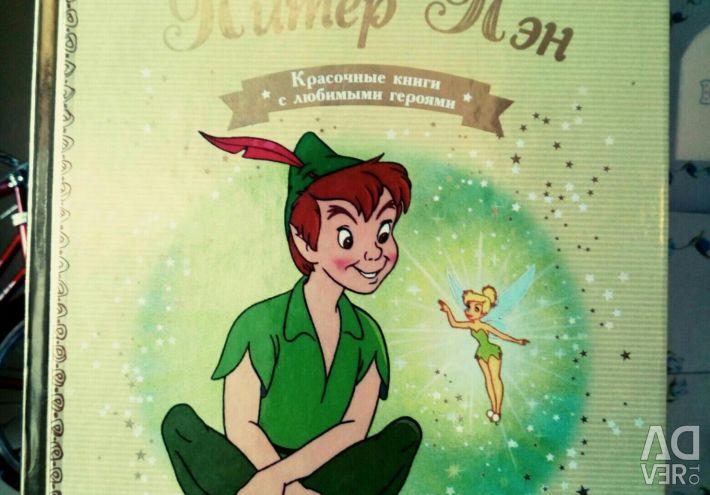 Питер Пэн, новая(Золотая коллекция сказок Disney)