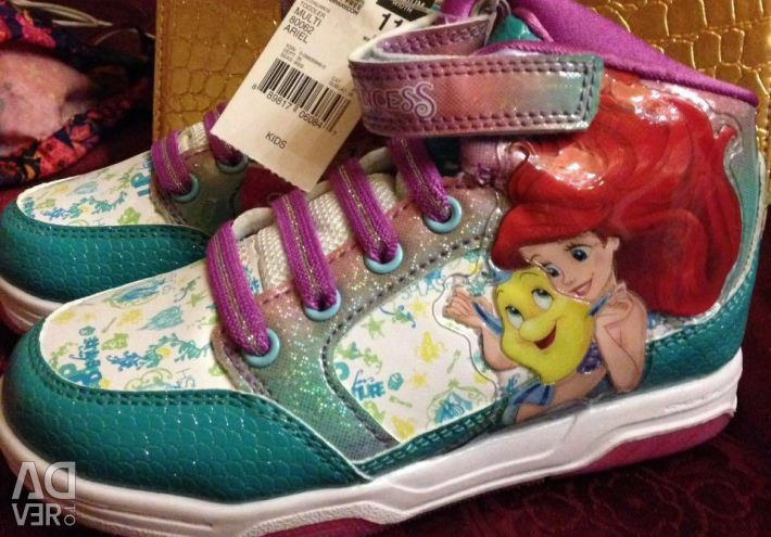 Sneakers Princess Disney